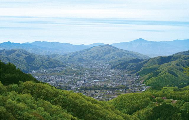 秩父・長瀞エリア唯一の独立峰・美の山中腹の大自然に囲まれた『研修施設』