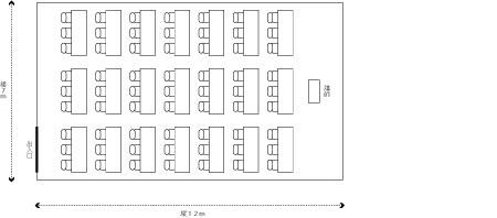 中会議室「両神」略図